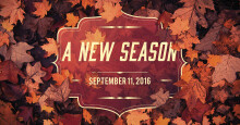 A New Season = A New Creation