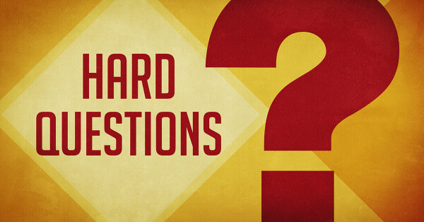 Series: Hard Questions