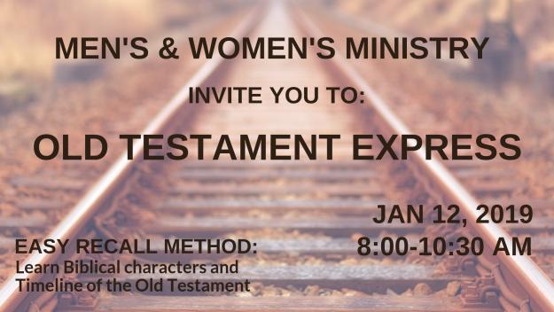 Old Testament Express