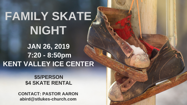 Family Night at the Kent Valley Ice Centre
