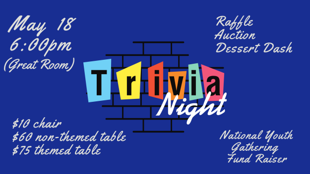 Trivia Night 2019