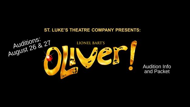 """Audition Sign Up for """"Oliver!"""""""
