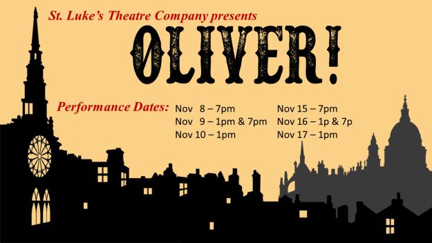 """""""Oliver!"""" Ticket Sales"""