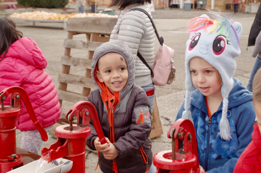 daycare, childcare, st. lukes, children