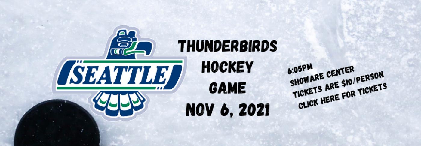 Thunderbird Tickets